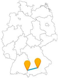 Nutzen Sie den Fernbus Memmingen Flughafen München, um entspannt und günstig Ihren Flug zu erreichen oder schnell und sicher nach Hause zu kommen.