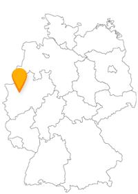 Mit dem Fernbus Mülheim entdecken Sie eine junge, kontrastreiche Stadt an der Ruhr.