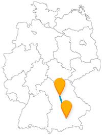 Mit dem Fernbus München Nürnberg können Sie eine interessante Museumstour unternehmen.
