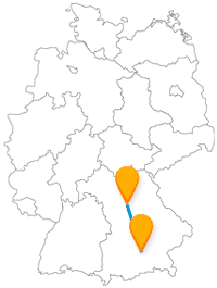 Fernbusverbindung München Nürnberg