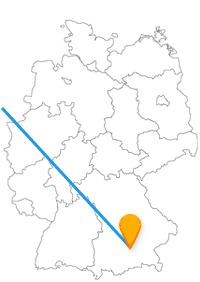 Die Reise mit dem Fernbus München Rotterdam bringt Sie zu einem Glockenspiel und sogar einem Weißen Haus.
