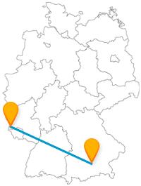 Von der Porta Nigra zum größten Innenstadtschloss Deutschlands finden Sie mit dem Fernbus von München nach Trier alles was zu einer stadthistorischen Busreise gehört.