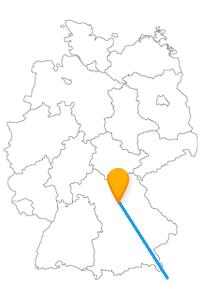 Die Reise im Fernbus zwischen Nürnberg und Rijeka verbindet zwei hübsche Altstädte.
