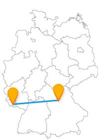 Sie können ganz unterschiedliche Attraktionen erwarten, wenn Sie mit dem Fernbus Nürnberg Saarbrücken in der jeweiligen Stadt angekommen sind.