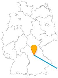 Für eine Besichtigungstour von Kirchen und Schlössern liegen Sie mit einer Reise im Fernbus zwischen Nürnberg und Wien genau richtig.