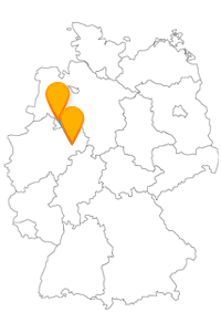 Die Fahrt im Fernbus Osnabrück Paderborn könnte wie eine kleine Zeitreise in die Vergangenheit werden.