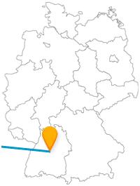 Die Reise mit dem Fernbus von Paris nach Stuttgart ist kulturell sehr abwechslungsreich.