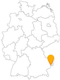 Der Fernbus in Passau