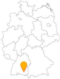 Der Fernbus in Ravensburg