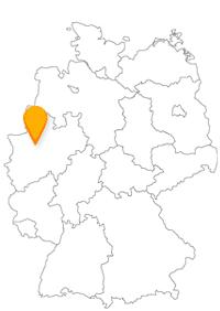 Verbinden Sie mit dem Fernbus nach Recklinghausen Historisches mit Modernem.