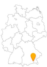 Der Fernbus in Rosenheim