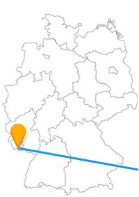 Der Fernbus zwischen Saarbrücken und Wien macht eine richtige Schlösser-Tour möglich.