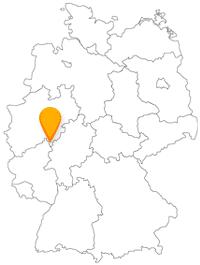 Der Fernbus in Siegen