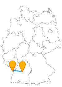 Viele Schlösser oder ein Gerberviertel? Der Fernbus zwischen Straßburg und Stuttgart nimmt Ihnen die Entscheidung ab.