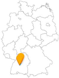 Genießen Sie die Besichtigungstour mit dem Fernbus von Stuttgart nach Tübingen.