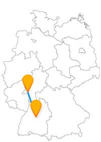 Bus Stuttgart Wiesbaden Im Bahn Vergleich Busliniensuchede