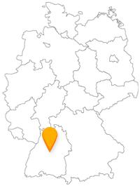 Der Fernbus Stuttgart