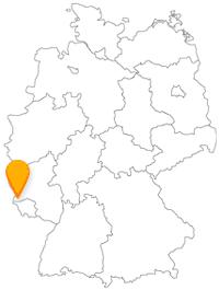 Der Fernbus in Trier