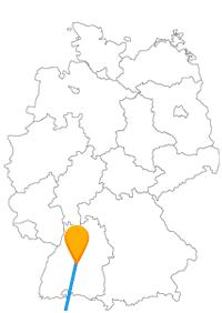 Generell können Sie sich während der Reise mit dem Fernbus Tübingen Ulm gut erholen und den Aufenthalt genießen.
