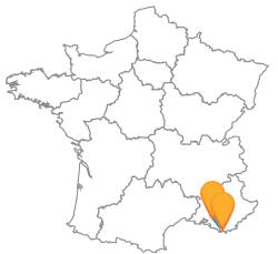 Voyager pas cher en bus de Aix-en-Provence à Toulon