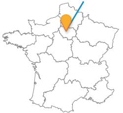Trajets en bus de Aix-la-Chapelle à Paris