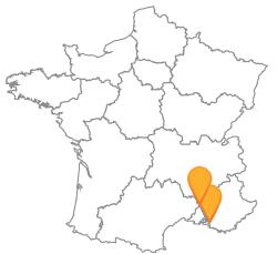 Voyager en car de Avignon à Marseille pas cher