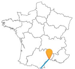 Voyager low cost en car de Barcelone à Montpellier