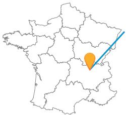 Voyager en bus de Berlin à Lyon pas cher