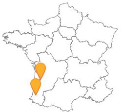 Tous les voyages en car de Bordeaux à Dax pas cher