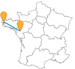 Comparez et trouvez votre billet de bus de Brest à Nantes