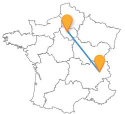 Pourquoi pas voyager pas cher en bus de Chambery à Paris ?