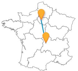 Voyager en bus de Clermont-Ferrand à Paris pas cher