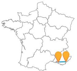 Tous les trajets en car de Fréjus à Marseille