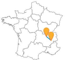 Tous les trajets en bus de Grenoble à Lyon pas cher