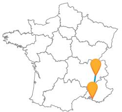 Trouver un bus de Grenoble à Marseille à bas prix