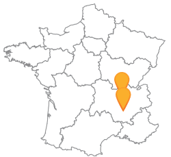 Prendre un bus de Lyon à Valence, France