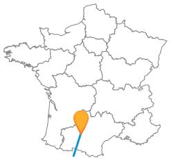 Partir en voyage en car de Madrid à Toulouse