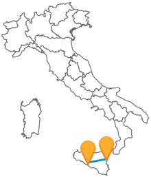 Attraversare la Sicilia in bus è più facile con i pullman da Agrigento a Catania