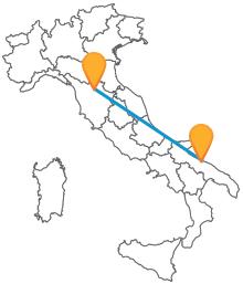 Controllate gli orari degli autobus tra Bari e Firenze ed acquistate il vostro biglietto low cost per il pullman