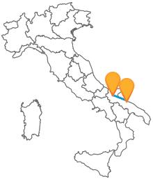 Scoprite la Puglia viaggiando in pullman tra Bari e Foggia