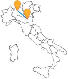 Per una gita tra due splendide città del Nord, acquistate un biglietto per il bus da Bergamo a Bologna