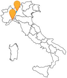 Con gli autobus tra Bergamo e Genova sarete in un lampo sulla costa ligure o nella città lombarda