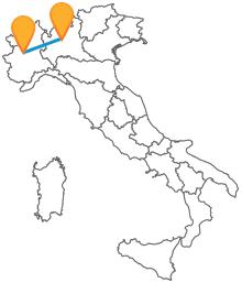 Con il bus tra Bergamo e Torino viaggiare in Italia è più economico