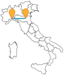 Viaggia in autobus low cost tra Bologna e Genova