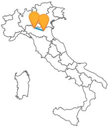Prendendo un bus tra Bologna e Parma potrete viaggiare rapidamente all'interno dei confini emiliani