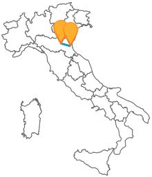 Visitate l'Emilia-Romagna grazie ai pratici e comodi autobus tra Bologna e Ravenna