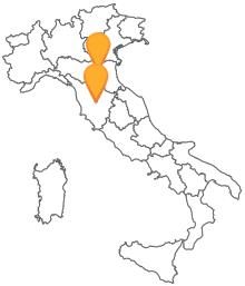 Con l'autobus da Bologna a Siena l'Emilia-Romagna e la Toscana saranno più vicine che mai