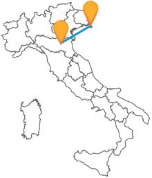 Scegliete di viaggiare con lßautobus da Bologna a Trieste e risparmiate sul costo del biglietto