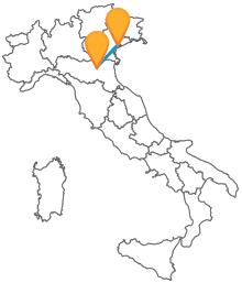 Controllate i prezzi dei biglietti e viaggiate in autobus da Bologna a Venezia