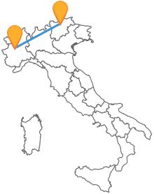 Spostarsi comodamente in bus tra Bolzano e Torino